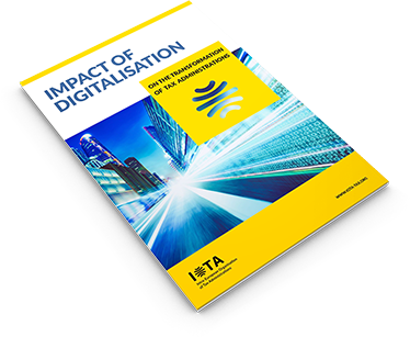 Impact of Digitialisation on the Transformation of Tax Administration cover